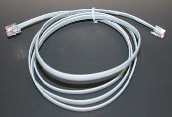 ACCU-LITES Loconet/NCE cable 5 foot - Click Image to Close